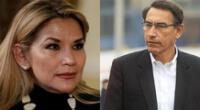 Vizcarra y Áñez:¿Cómo reaccionan los presidentes ante emergencias de sus países?