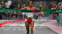 Gladys Tejeda representará al Perú en Tokio 2020.
