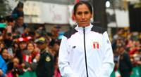 Gladys Tejeda y sus primeras palabras al clasificar a los Juegos Olímpicos.