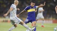 Sigue todas las incidencias del Boca Juniors vs. Godoy Cruz por El Popular | Foto: @BocaJrsOficial