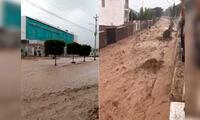 Huaicos ingresan a Moquegua y afectan viviendas y hasta Hospital Regional