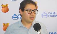 Diego Ríos señaló que la directiva respalda a Pablo Zegarra.