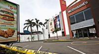 La empresa que opera McDonal's en el Perú, Arcos Dorados, insistió a través de su representante, Claudio Cajina Sanamé, que los equipos cuentan con las correspondientes medidas de seguridad.