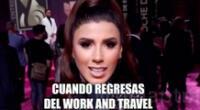 """La intérprete de """"Cobarde"""" se volvió viral en redes tras sus declaraciones en Premios Lo Nuestro 2020."""