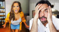 Katia quiere hacer dupla con Eugenio Derbez