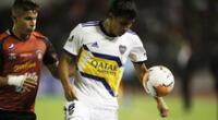 Boca Juniors  y Caracas FC protagonizaron un intenso encuentro en Venezuela | Foto: @BocaJrsOficial
