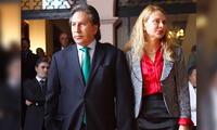 Alejandro Toledo y Eliane Karp son requeridos por justicia peruana
