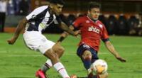Alianza Lima y Nacional disputaron un intenso encuentro en Matute | Foto: @PedroMonteverde / @DeChalaca