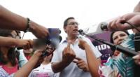 Vizcarra también se pronunció sobre la escasa participación de la mujer en política.