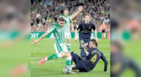 Madrid pierde el paso en la Liga Española.