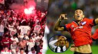 Los hinchas locales, empezaron a contar desde el número 1 hasta el 10 para finalmente gritar gol en son de burla por el tanto marcado de Santiago Rodríguez para el 'bolso' ante la enorme sorpresa de los jugadores e hinchas aliancistas.
