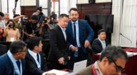 El ex congresista kenji fujimori podría enfrentar 12 años de prisión por tráfico de influencias.