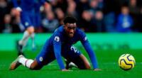 Callum Hudson-Odoi de 19 años es un futbolista inglés que juega como extremo en el Chelsea F.C. de la Premier League.