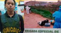 La venezolana detenida como responsable en la muerte de su compatriota