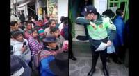 Policía de Huancavelica