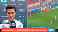 Con Luis Abram de titular, Velez Sarfield no pudo en su visita al Libertadores de América.