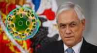 Sebastián Piñera cierra fronteras