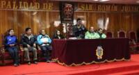 Autoridades de Juliaca respetaran el Estado de Emergencia.