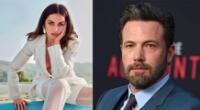 Ben Affleck confirma relación sentimental con Ana de Armas.
