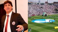 Jean Ferrari apoya el accionar de Alianza Lima para luchar contra el coronavirus.