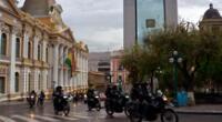 Bolivia ordena cuarentena total en el país