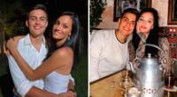 Paulo Dybala y su novia se encuentran en cuarentena.