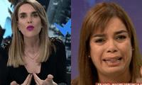 Juliana Oxenford no se guardó nada a la hora de criticar a Milagros Leiva