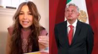 Thalía critica duramente a presidente de México por minimizar al coronavirus