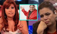 Magaly Medina no se guardó nada al hablar sobre el escándalo en que se ha visto envuelta Milagros Leiva.