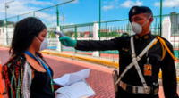 Según las cifras más recientes del Ministerio de Salud, Panamá registra 345 casos confirmados y seis personas fallecidas por el COVID-19