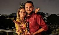 El amor habría renacido en tiempos difíciles para Alejandra Baigorria y Arturo Caballero