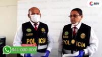 La Policía Nacional los capturó en flagrancia cuando asaltaban un camión repartidor de productos de embutidos.