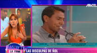 Magaly Medina confiesa que siempre le ha tenido mucho respeto a Nolberto Solano.