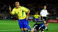 Ronaldo ganó dos Copas del Mundo: en 1994 y 2002.