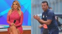 Sofía Franco pide no la vinculen el reunión de su ex Pablo Zegarra y Nolberto Solano