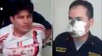 Fiscalía solicita nueve meses de prisión preventiva por agredir a un policía