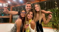 Leao Butrón respaldó a su menor hija en redes sociales.