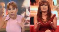 Magaly Medina indignada por columna de Maki Miró Quesada