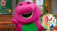 Hombre se vistió de Barney y fue detenido