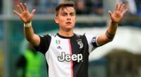En Juventus hay tres casos de jugadores contagiados con coronavirus.