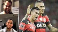 Paolo Guerrero fue el gran gestor del pase de Miguel Trauco al Flamengo.