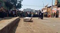 Poder Judicial dictó prisión preventiva contra Gary Mendoza Romero por asesinar a joven Yoliet Vidaurre Peralta