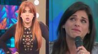Magaly Medina criticó a Latina por declaraciones de Giovanna Valcárcel