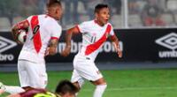 Raúl Ruidíaz quiere seguir dándole alegrías a la fiel hinchada peruana.