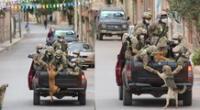 Los canes de la calle ahora formarán parte del cuerpo de soldados de Bolivia.