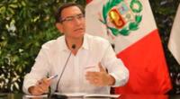 Martín Vizcarra transmite oración de fe