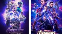 La imagen se parece al afiche de los 'avengers'.