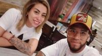 Pedro Gallese comparte selfie junto a su esposa.