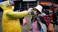 Bolivia ha reportado 275 casos confirmados de coronavirus y 20 muertes.