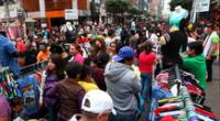 El 71% de trabajadores en el Perú son informales